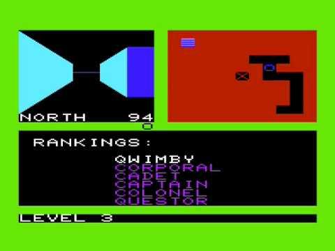 VIC-20 - Ultima - Escape From Mount Drash (1983)(Sierra)[8k]