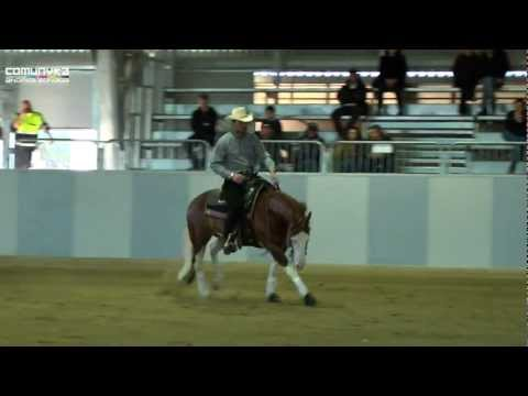 NRHA Winter Trophy 2011 - GENNARO LENDI-COLONELS SHINING GUN