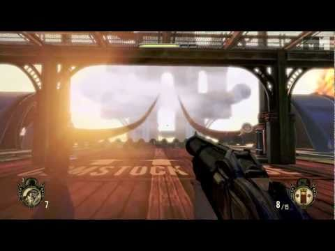 BioShock Infinite 12 minute NOVO gameplay