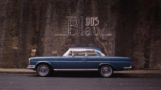 1968 Mercedes-Benz 280SE: The Blau Coupe