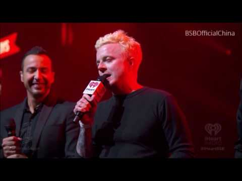 Remastered Backstreet Boys  on the Honda Stage at iHeartRadio Theater