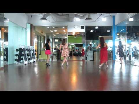 Seek Courage To Love You - Line Dance - Gaby Lau video