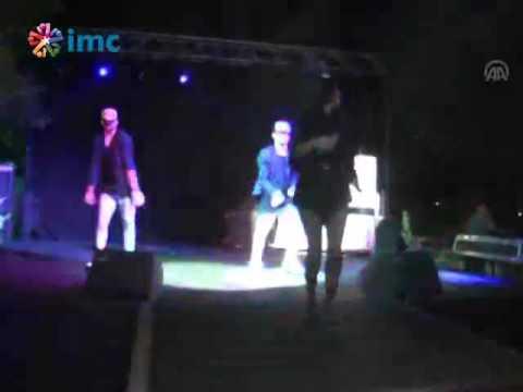 İnna Diyarbakır'da Konser Verdi