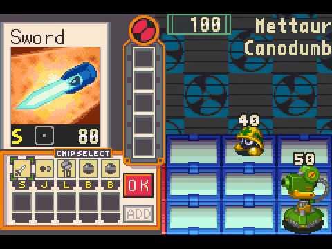 Megaman Battle Network 2 - Megaman Battle Network 2 BLIND (01) - User video