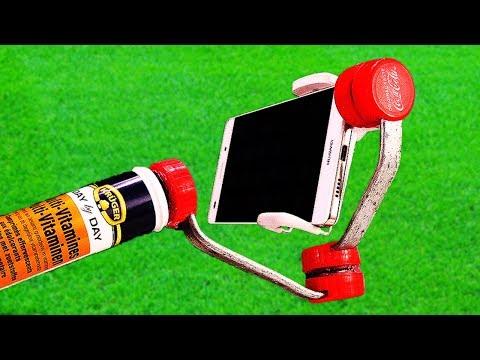 How to Make a Gimbal For Smartphone - Homemade thumbnail
