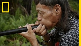 Blowpipe Maker Shares Rare, Ancient Craft | Short Film Showcase