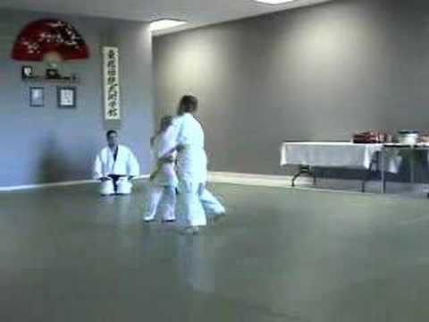 Kid's Judo Demo Image 1