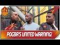 Solskjaer or Poch! Pogba Can Go! Man Utd News | United Talk