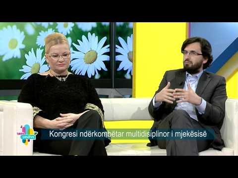 Takimi i pasdites - Kongresi Ndërkombëtar Multidisiplinar Mjekësor! (25 mars 2015)