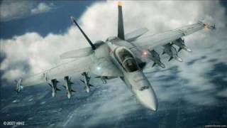 Ace Combat 4 - Blue Skies