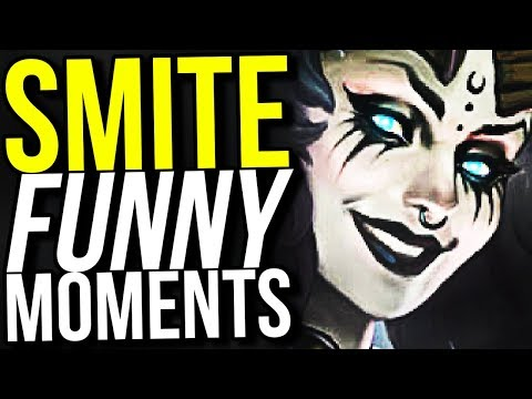 IS SMITE DEAD?? - SMITE FUNNY MOMENTS