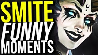 IS SMITE DEAD?? - SMITE FUNNY MOMENTS