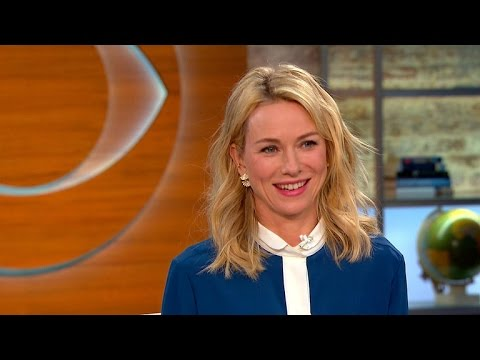 "Naomi Watts on new comedy ""St. Vincent,"" career and family"