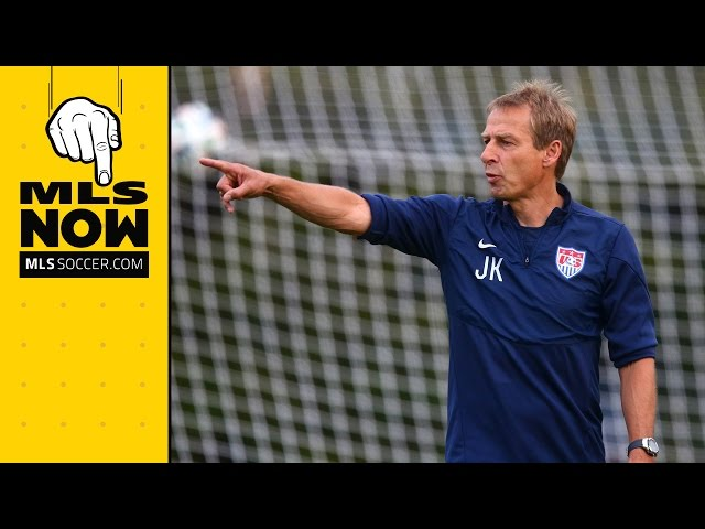 Simon Borg: Has the focus of the USMNT shifted from Europe to MLS? | MLS Now