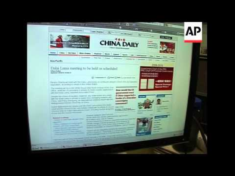Chinese foreign ministry criticises Dalai Lama''s meeting with Obama