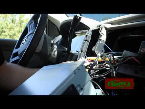 MTX Audio Sub + Amp Install in a 2009 Dodge Ram 1500 (Part 1)