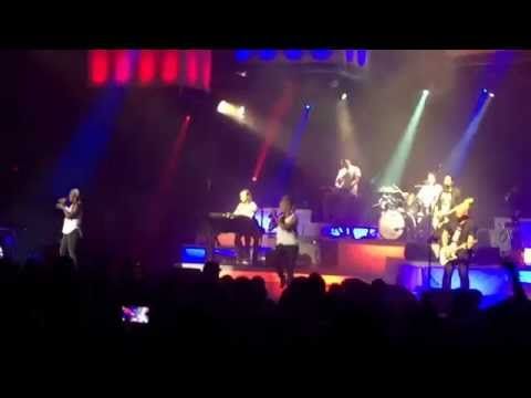 Train Live Freedom 90 George Michael Cover Starlight Theatre Picasso At The Wheel 7.18.2015