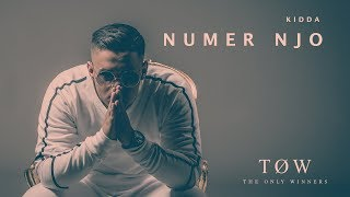 KIDDA - NUMER NJO (Official Lyric Video)