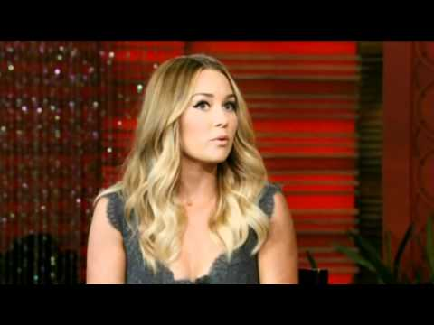 [HD] Lauren Conrad Interview On Live With Regis & Kelly 10/11/2010
