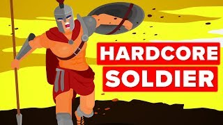 Most Hardcore Soldier: Spartan