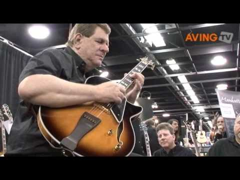 [NAMM Show 2009] Robert Conti Performance.