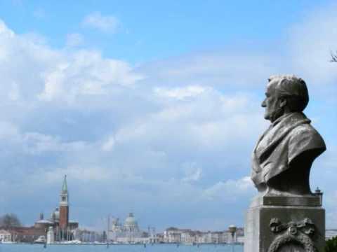 Лист Ференц - Вагнер. Венеция