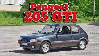 1986 Peugeot 205 GTI: Regular Car Reviews