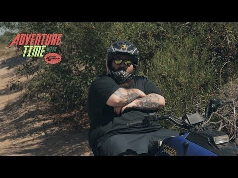 Adventure Time with Action Bronson - South Africa (Part 2) klip izle