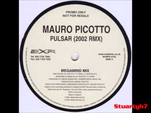 Mauro Picotto - Pulsar (2002 Remix)