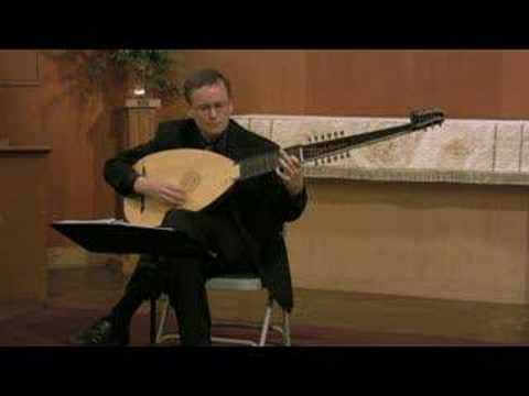 In A Garden So Green: David Tayler, lute