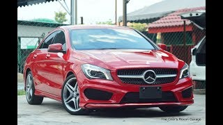 2015 MERCEDES BENZ CLA180 AMG For Sale -  Malaysia