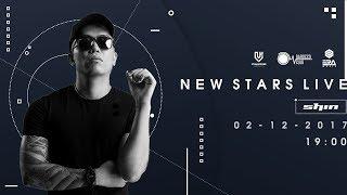 NEW STARs LIVE 007 - DJ SHIN - BAROCCO CLUB
