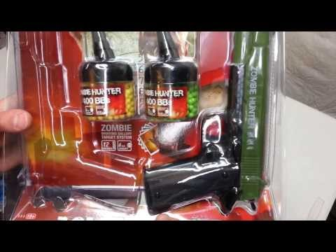 Zombie Hunter Airsoft Destroyer Kit review