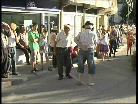 Semana Cultural - Santa Marta de Penagui�o 29/07/2012 Cortejo