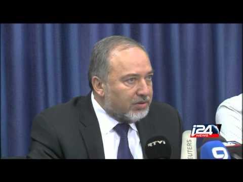 Avigdor Lieberman says Israel must remove Hamas