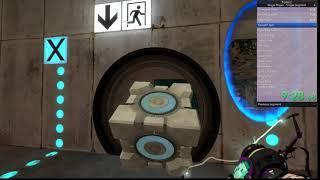 10/18/18 Portal 2 Speedrun 2:33:15