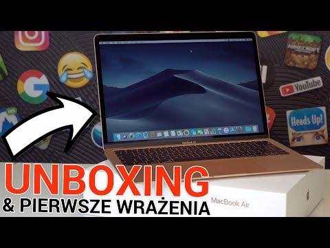 MacBook Air 2018 - Totalne Zaskoczenie! Jest Moc