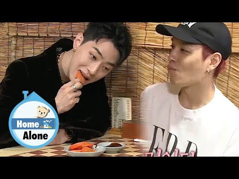 Simon Dominic Told Gray Dress Up For The Party! But.. [Home Alone Ep 249] thumbnail