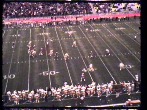 Arizona State vs. Washington State University, 1985