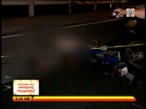 Motorcycle rider dies in Antipolo mishap