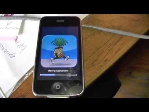 Прошивка Iphone 3g video