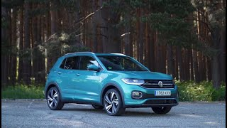 A prueba el Volkswagen T-Cross: así va el nuevo SUV urbano de la marca