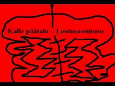 Kalle Paatalo - Lootusasentoon