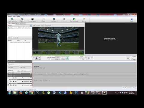 Cómo cortar un video con Video Pad Fácil y Rapido (Loquendo)