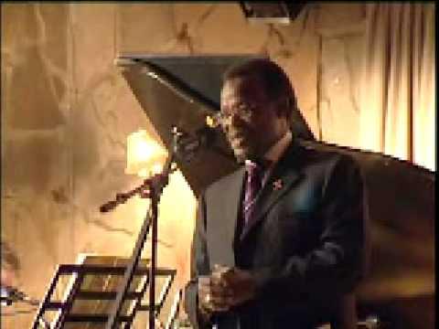 Zulu Prince - Mangosutho Buthelezi sings