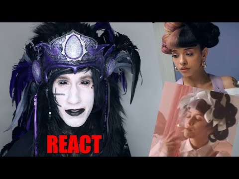 Goth Reacts to Melanie Martinez - Mad Hatter [Official Video] MP3