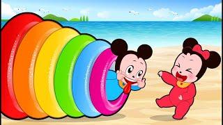 Micky Maus Wunderhaus 💗 Cartoons für Kinder 💗 Beliebte Kinderlieder - Daddy Finger