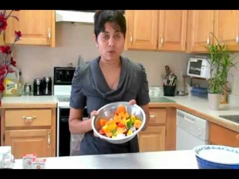 Grilled Vegetables Video Recipe   Quick Healthy Recipe By Bhavna