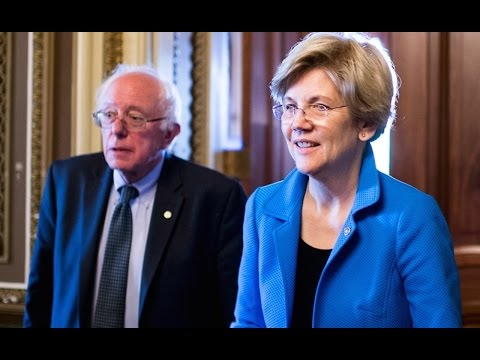 Elizabeth Warren's Secret Endorsement of Bernie Sanders