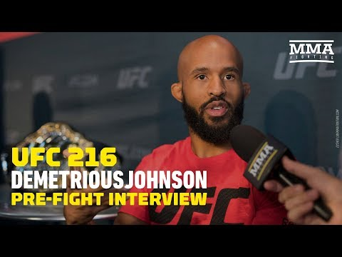 Demetrious Johnson Says He'll Get Pay-Per-View Points for First Time at UFC 216 - MMA Fighting